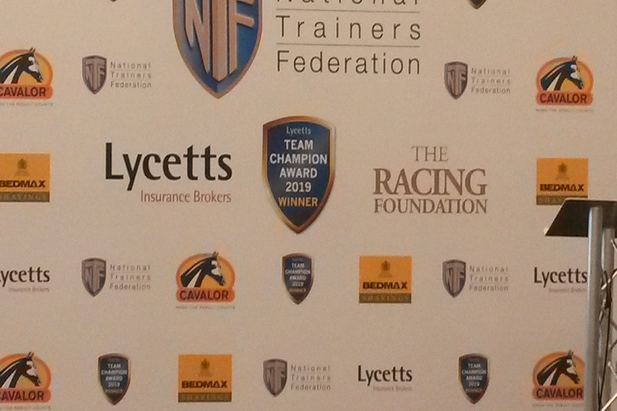 Congratulations to the winners and shortlisted Trainers for this year's Lycetts Team Champion Award Image