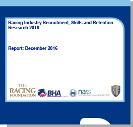 Racing Industry Recruitment Skills & Retention Research 2016 (Trainers and Stable Staff)