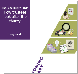 Good Trustee Guide: How Trustees Look After a Charity