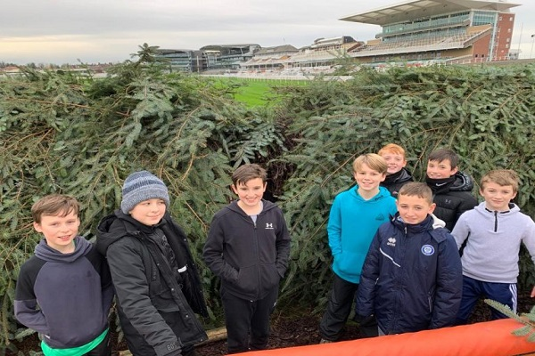 Racing to School's Aintree Beacon Programme is back on track despite restrictions Image