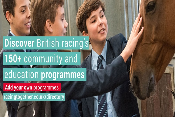New directory shows the power of the racing industry to support its communities and transform lives Image