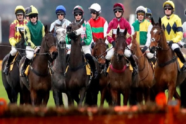 £2.3million grant awarded to boost jockey training and development Image