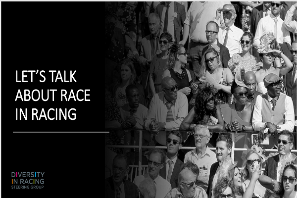 Racing industry stakeholders asked to consider diversity and inclusion issues and how to respond Image