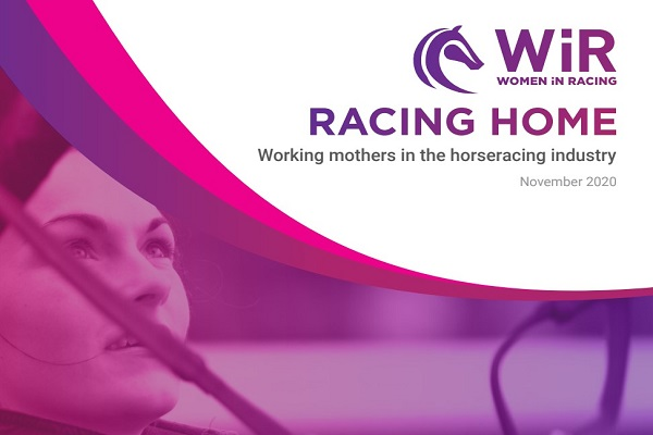 """Racing Home"" – a report showing the challenges faced by working mothers in the horseracing industry Image"
