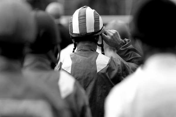 Study of retired jockeys highlights the importance of mental health support Image