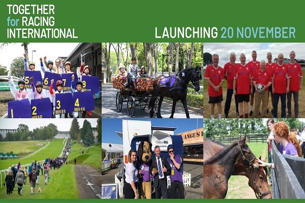 Global alliance launched to connect the World with the racehorse, with support from British racing Image