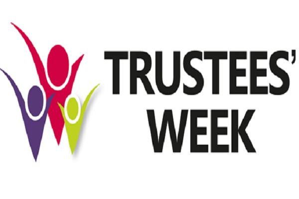 It's National Trustees Week - we would like to thank our Trustees for their dedication and support. Image