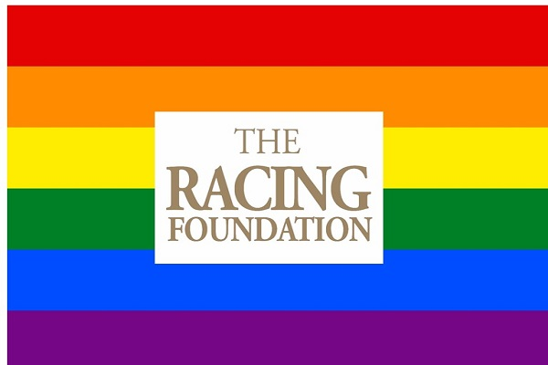 Racing Foundation is delighted to be supporting the Pride month Racing For Everyone campaign Image